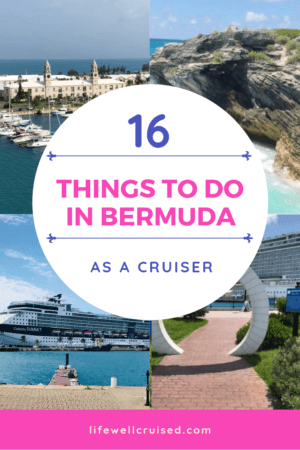 16 things to do in bermuda while on a cruise