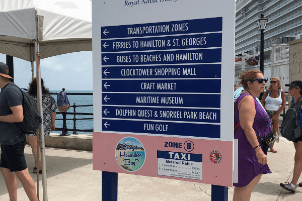 how to get around in bermuda