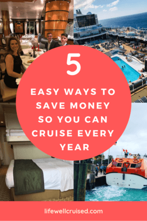 5 ways to save money and cruise yearly