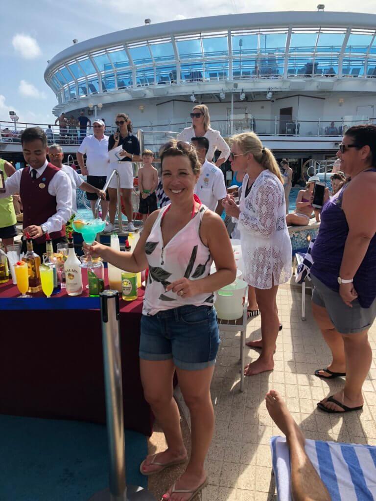 Princess Cruises New Year's Eve multi-generational cruise