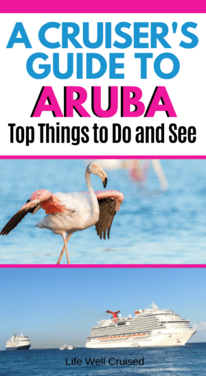 A Cruiser's Guide to Aruba - Top Things to See and Do (1)
