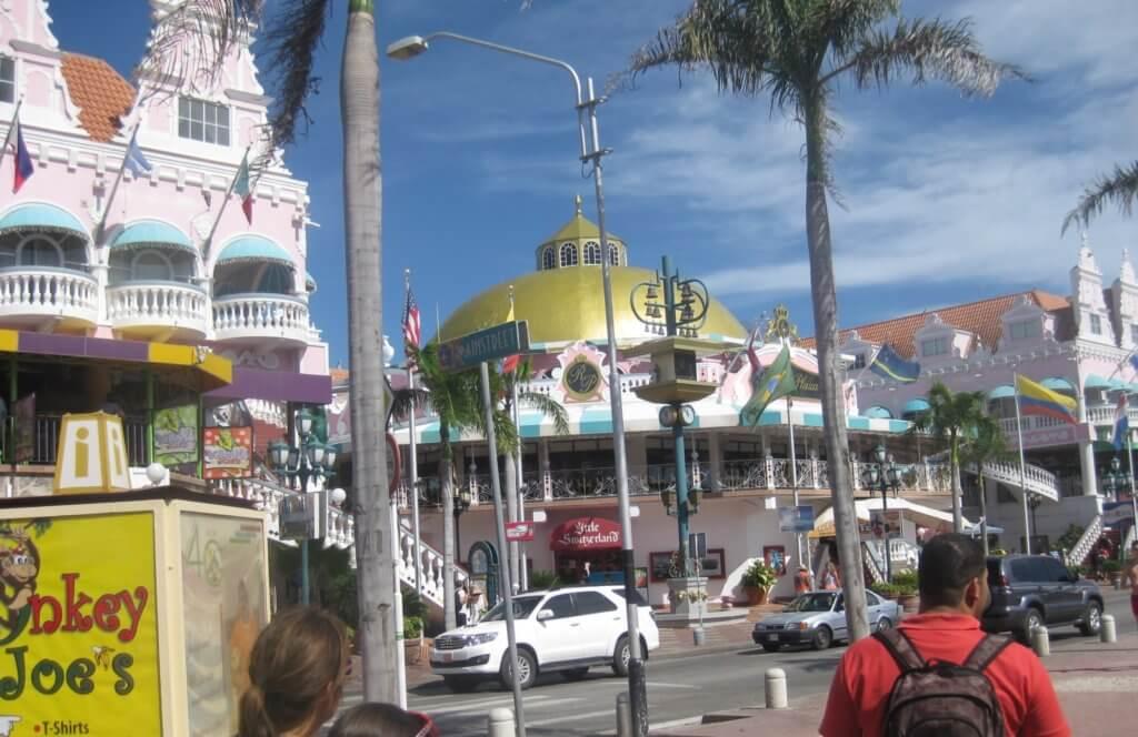 Aruba Cruise Guide