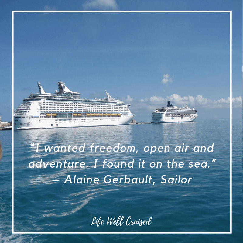 10 Inspirational Cruise Travel Quotes That Will Have You Dreaming Lifewellcruised