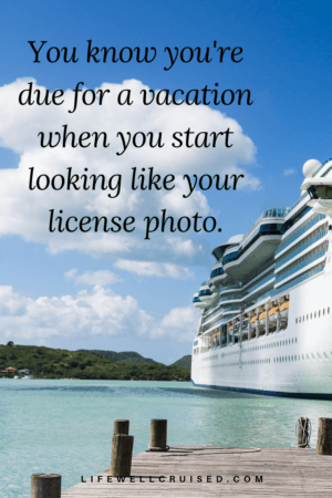 vacation need - cruise travel quote