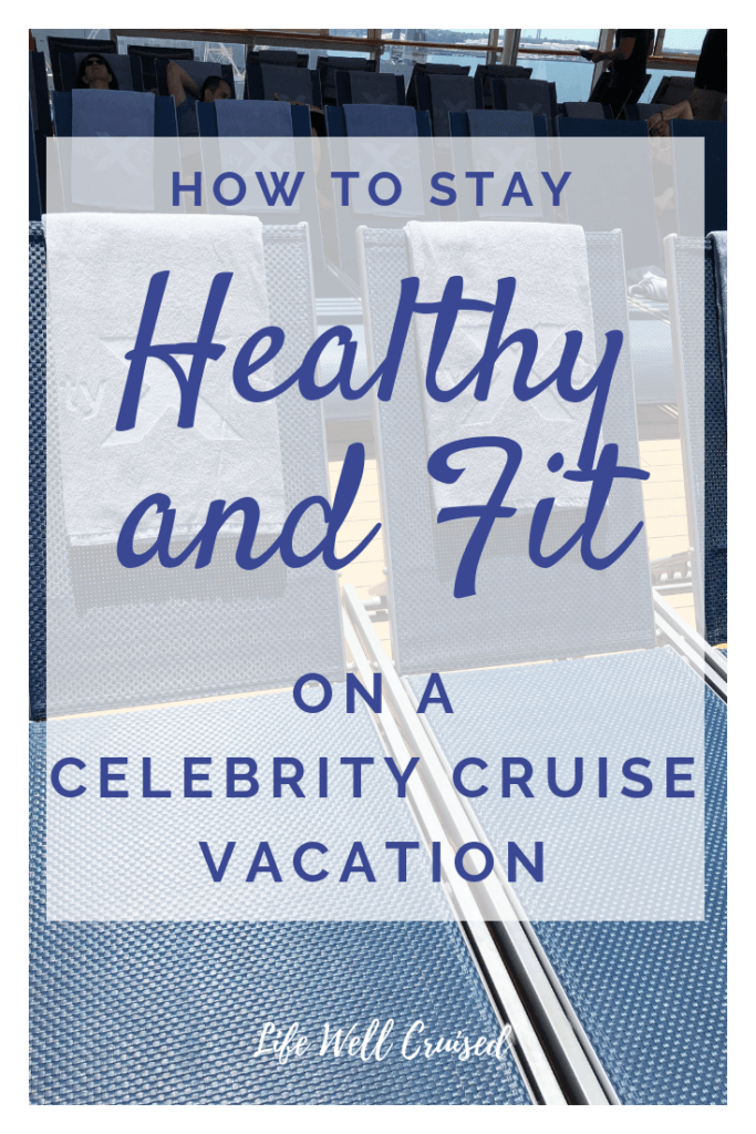healthy cruise vacation