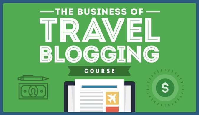travel blogging course review