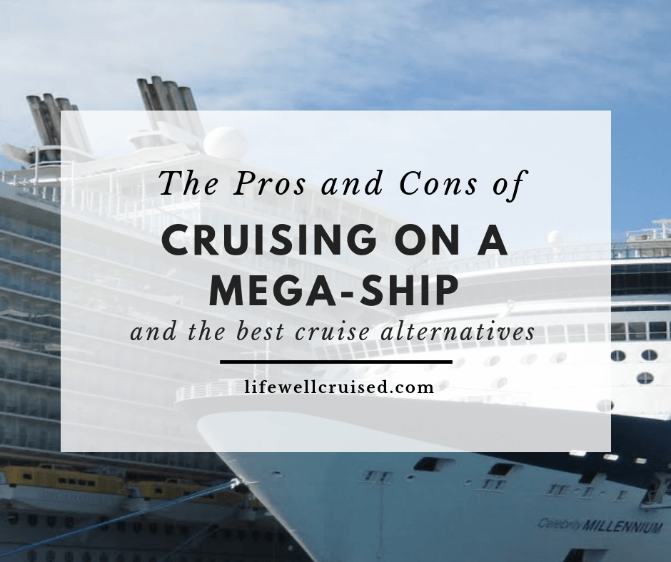 the best cruise alternatives to the mega-ship