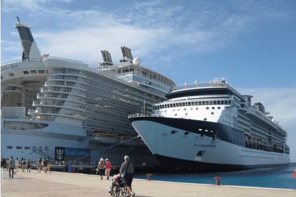 royal caribbean and celebrity cruises