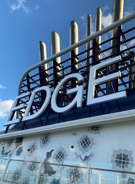 5 things that I loved about the Celebrity Edge