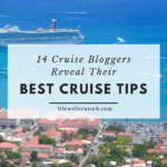 14 cruise bloggers share their best cruise tips