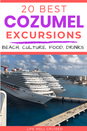 20 best cozumel excursions