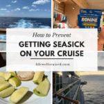 how to prevent getting seasick on your cruise