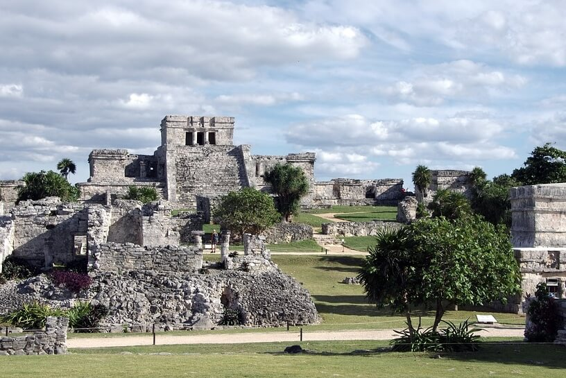 Cozumel Tulum Mayan Ruins