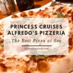 princess cruises alfredos pizzeria