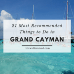 21 things to do in grand cayman