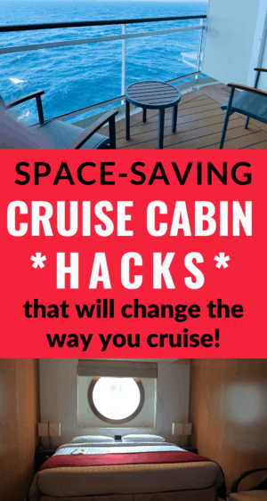 Space Saving Cruise Cabin Hacks That Will Change the Way You cruise