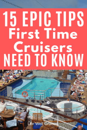5 cruise tips for first timers