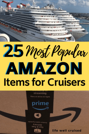 25 Most Popular Amazon Items for Cruisers