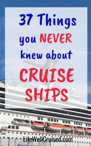 37 Things You Never Knew About Cruise Ships