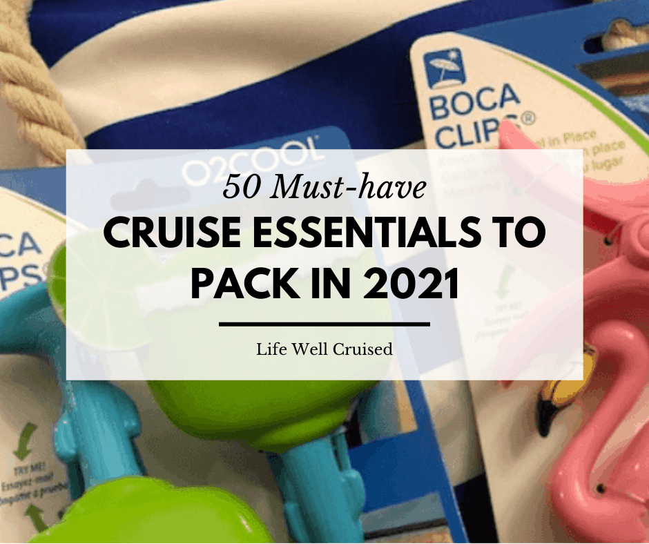 50 Must-have Cruise Essentials from Amazon in 2021