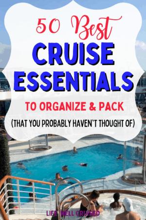 50 Best Cruise Essentials