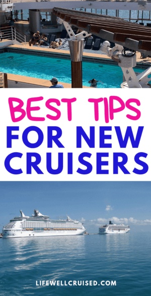 best tips for new cruisers