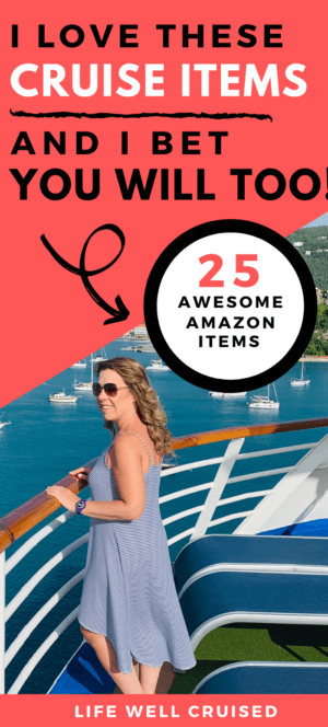 I love these cruise items and bet you will too