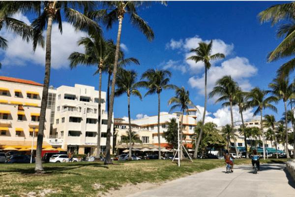 Lummus Park Miami