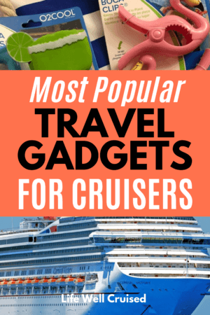 most popular travel gadgets on amazon PIN image