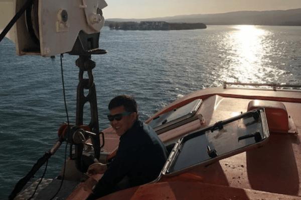 lifeboat crew maintenance