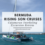 rising son catamaran review bermuda