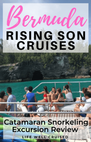 bermuda rising son review
