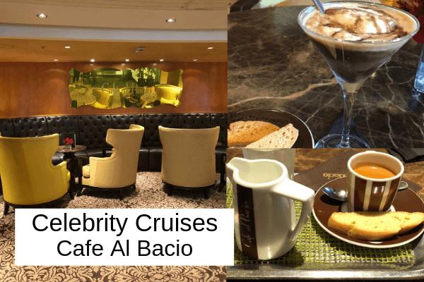 celebrity cruises cafe al bacio