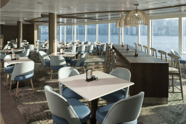Celebrity Summit Ocean View Cafe