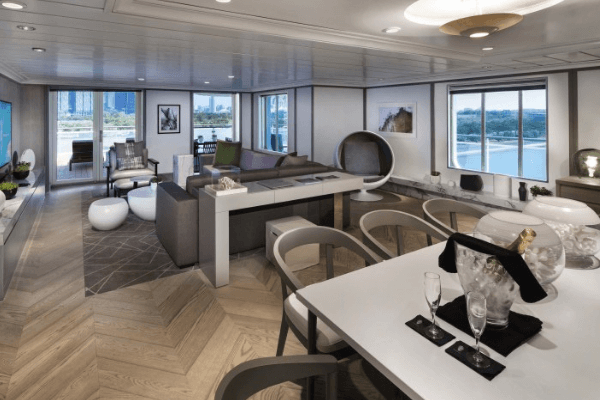 celebrity cruises penthouse