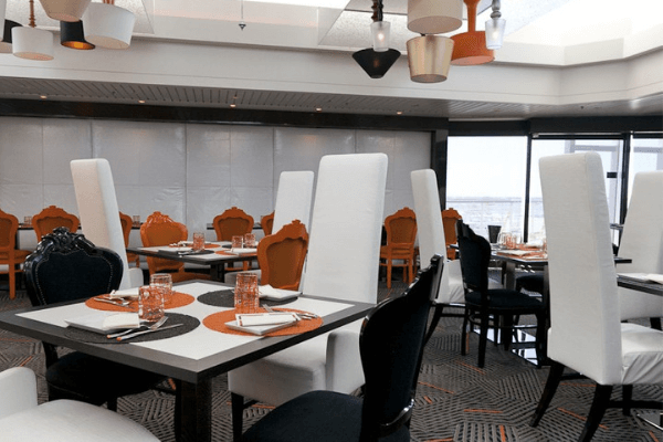 celebrity summit Qsine restaurant