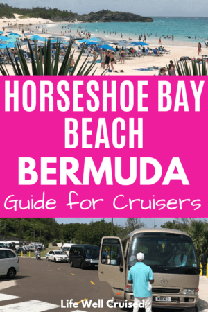 horseshoe bay beach bermuda guie for cruisers