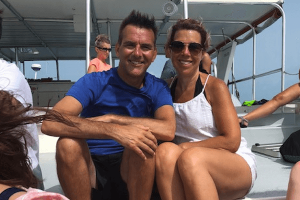 ilana and frank rising son cruises bermuda