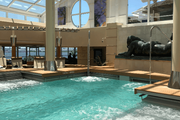 celebrity summit cruise ship pool