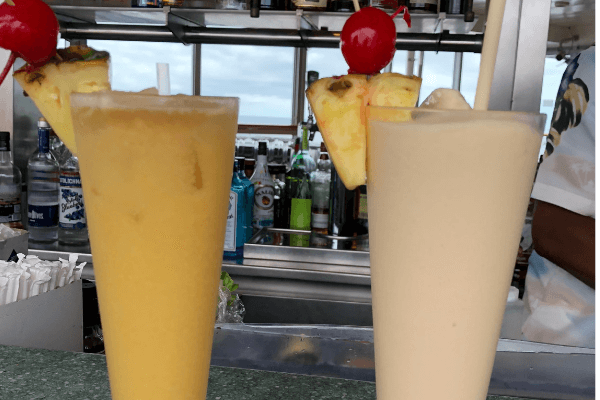 cruise frozen drinks