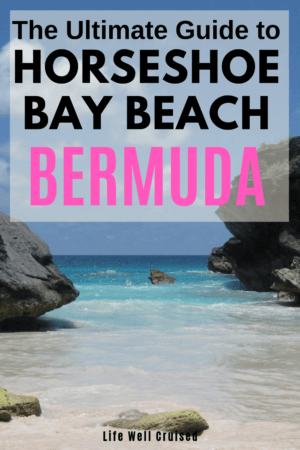 horseshoe bay beach bermuda guide