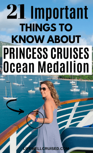 21 Important Things to Know about Princess Cruises Ocean Medallion
