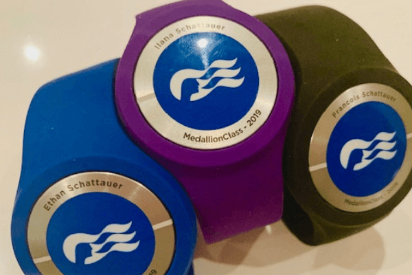 Ocean Medallion Wristbands