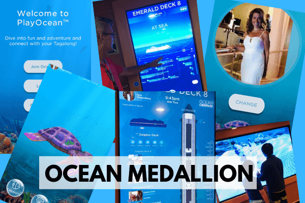 Ocean Medallion Princess Cruise experience