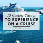 15 coolest things to do on a cruise