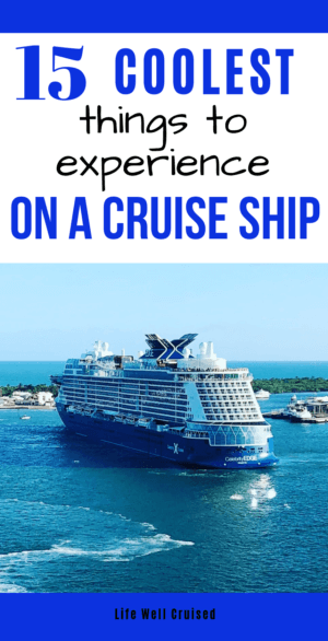 15 cool things to do on a cruise