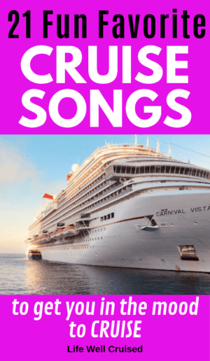 favorite cruise songs