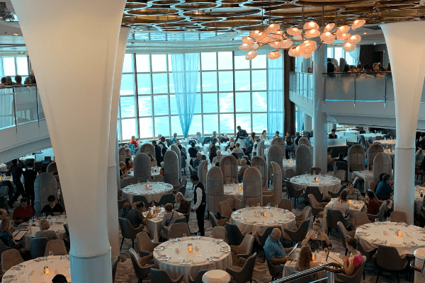 Celebrity Summit Cosmopolitan diningroom 6 x4