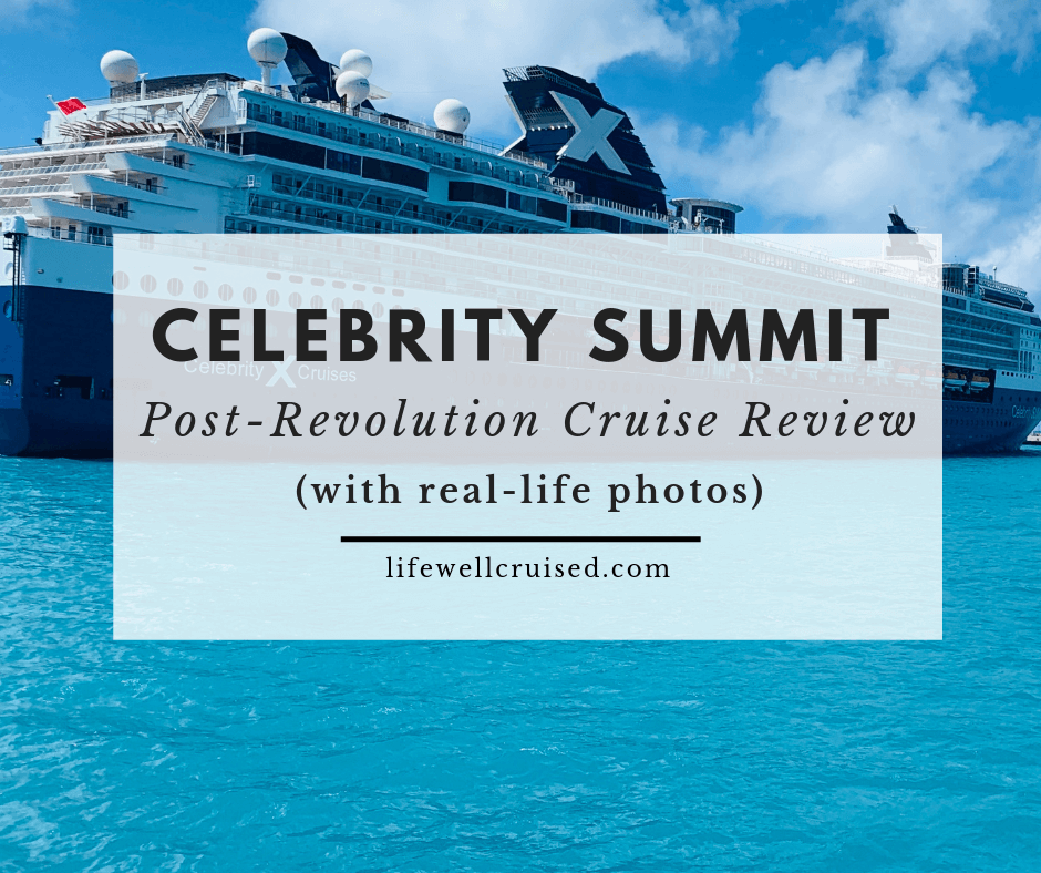 Celebrity Summit Cruise Review: Post Revolutionized (with photos)