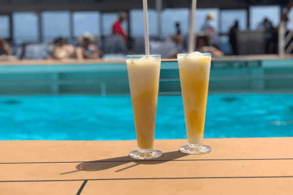 cruise frozen drinks